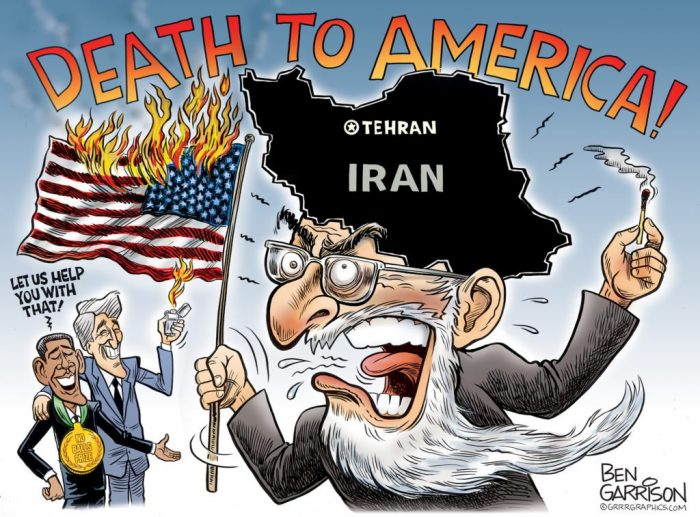 Iran Has Hezbollah Sleeper Cells In The U S Ready To